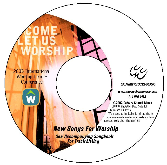 2003 Worship Life:  Come Let Us Worship
