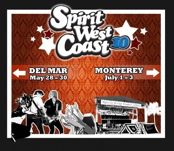 2010 Spirit West Coast Monterey