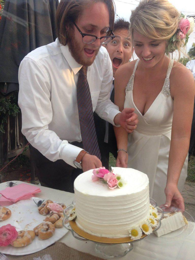 Chase & Elisa Davis Married