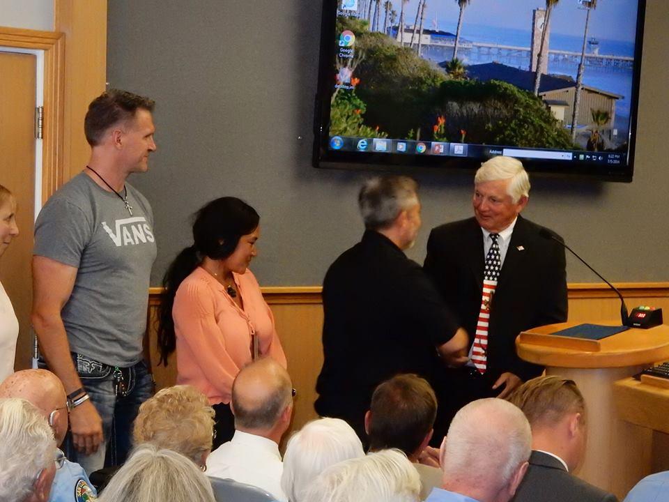 San Clemente declares Love San Clemente Week