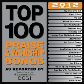 Top 100 Praise Songs