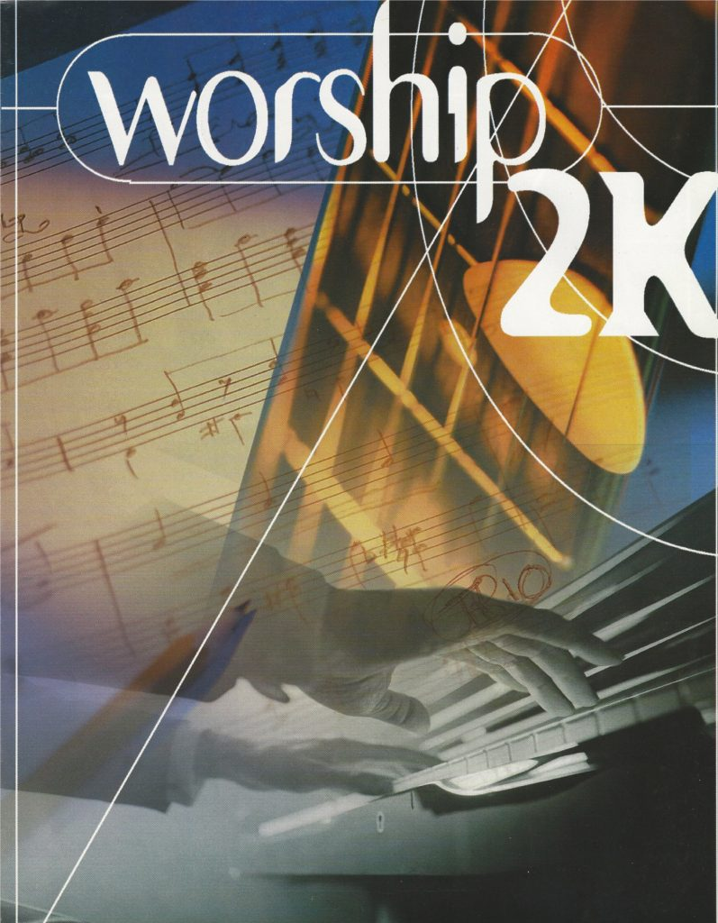 WORSHIP 2K CONFERENCE
