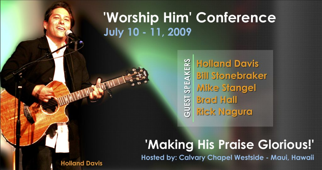 Worship Him Conference