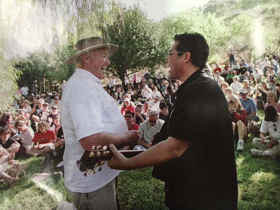 2005 Israel Trip with Pastor Chuck & Skip Heitzig