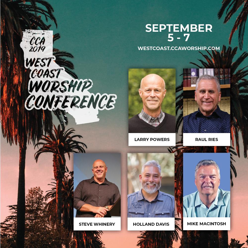 West Coast Worship Conference