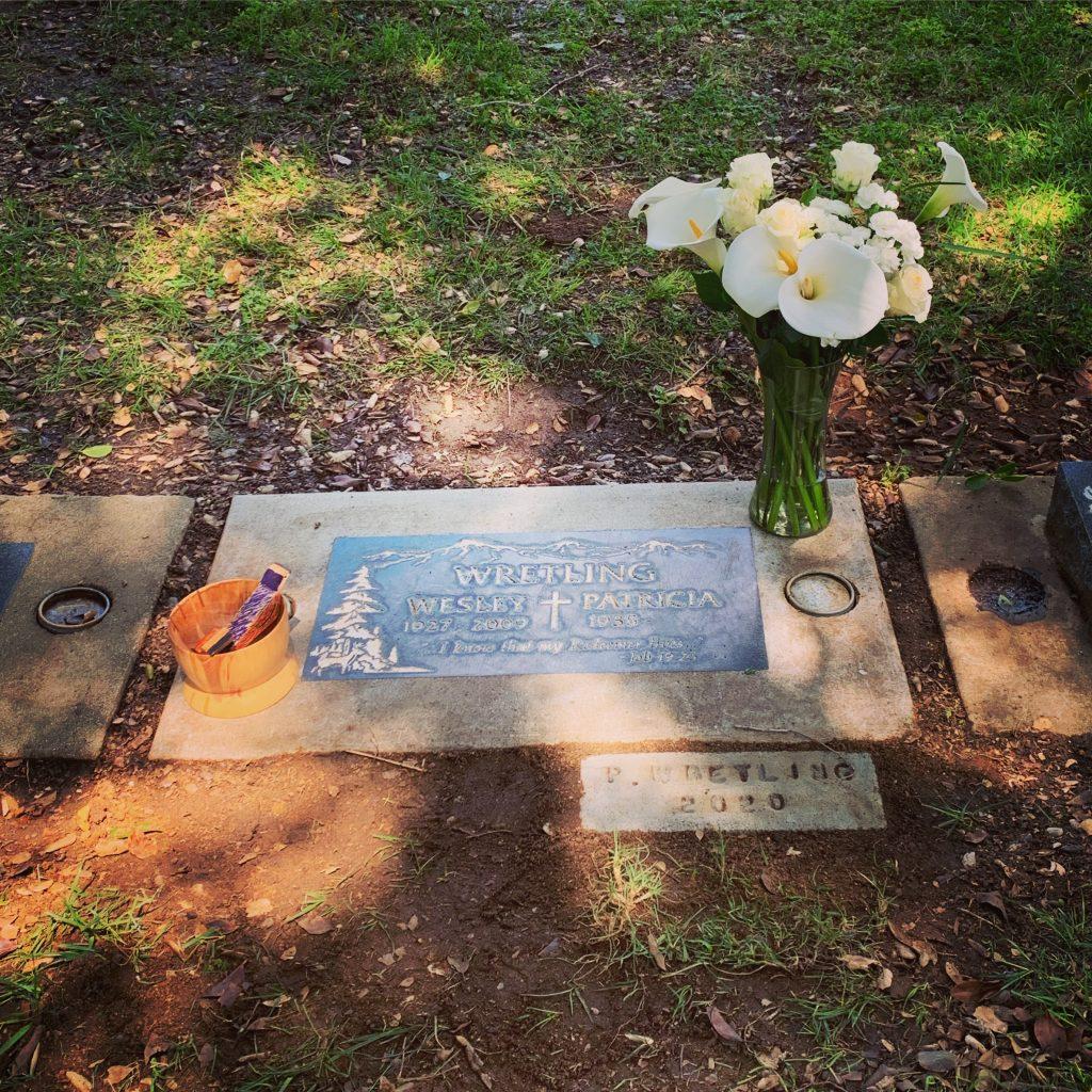 Patricia Wretling Graveside Memorial